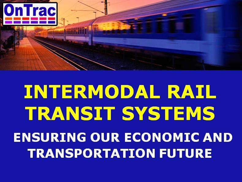 OnTrac Rail Transit Presentation